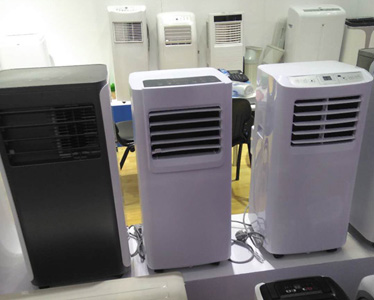 冷暖移动空调