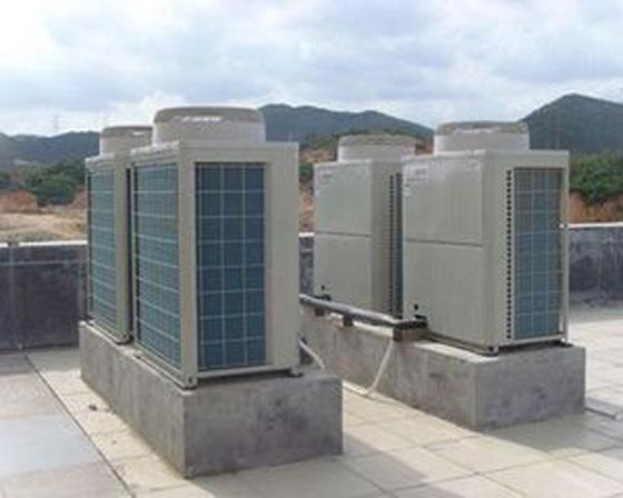 厂房降温工程