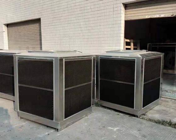 僕阳亚博体育yabo88在线ios/厂房通风降温设备客户案例安装现场